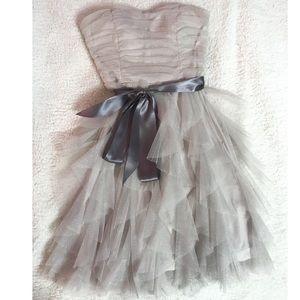 Dresses & Skirts - STRAPLESS SEMI FORMAL DRESS